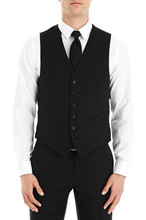 F3614 Gibson Mighty Vest Black